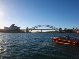 Private Icons Cruise on Sydney Harbour with Champagne Sparkling Wine