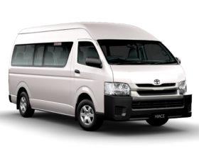 Sydney Minibus Hire