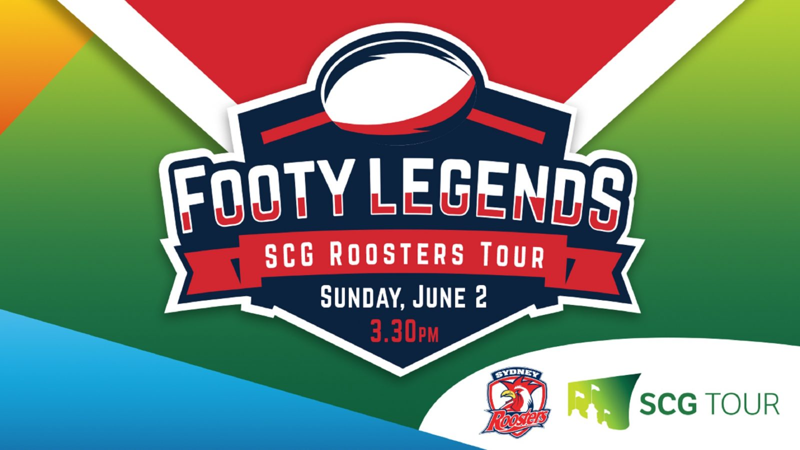 Sydney Roosters Footy Legends Tour