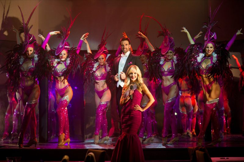 Sydney Showboats Dinner Cruise with live cabaret performance
