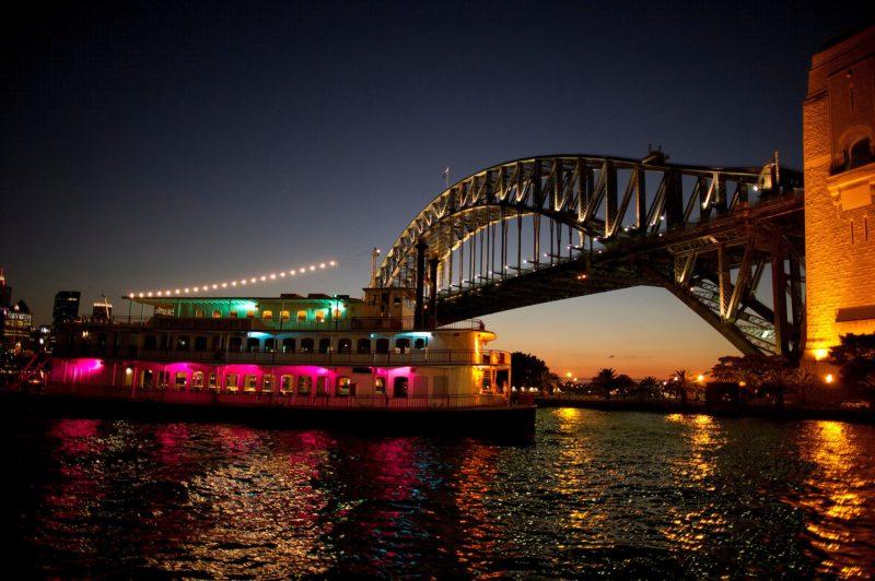 Dinner Cruise Sydney Harbour