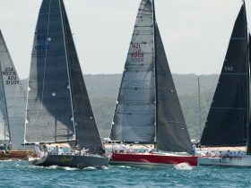 Pittwater to Paradise Yacht Race