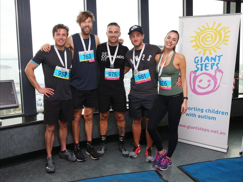 Sydney Tower Stair Challenge