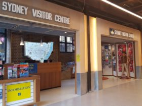 Sydney Visitor Centre at The Rocks