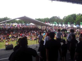Sydney Waitangi Festival 2016