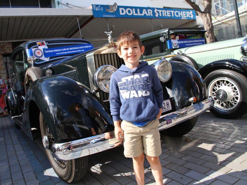 Pre WWII Car Show Cronulla 2