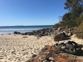 Narrawallee Beach