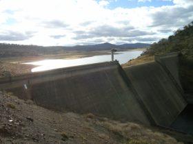 Tantangara Dam