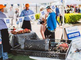 Love Sea Food Tastes Port Stephens Festival
