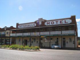 Tattersalls Hotel Baradine