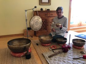 Playing the Sound Bowls