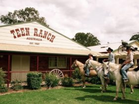 Teen Ranch Camps