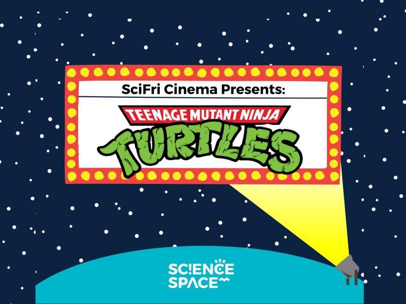 Science Space Wollongong Teenage Mutant Ninja Turtles