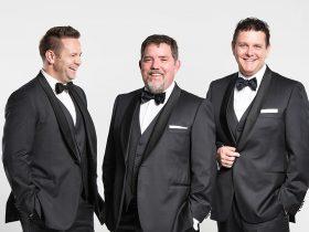 Three tenor singers