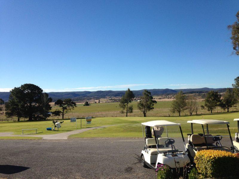 Tenterfield Golf Club
