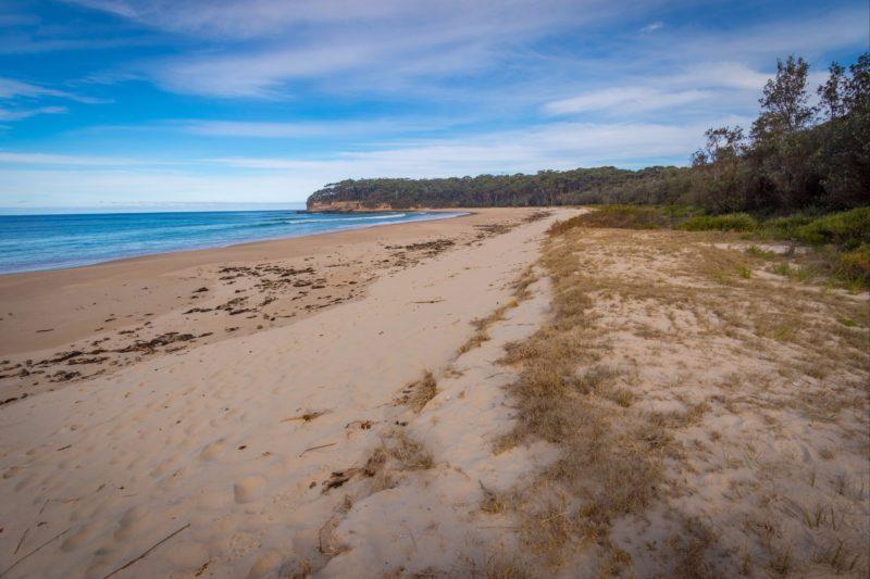 Termeil Point Beach