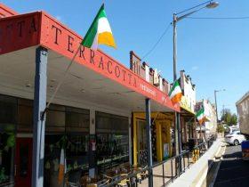 Terracotta Restaurant Harden Hilltops Region NSW 2587