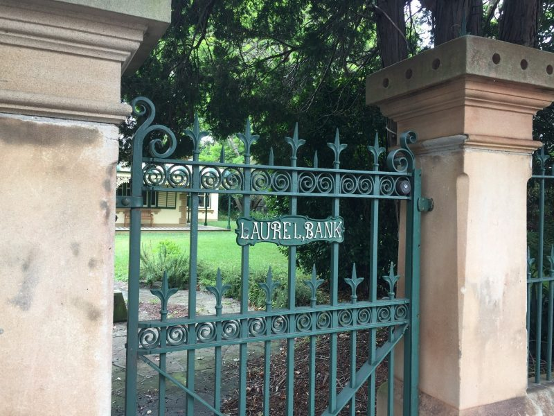 Laurelbank gate