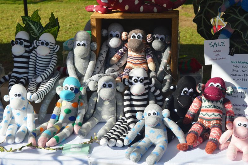 Tam Creative Sock Monkeys
