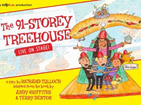 The 91-Storey Treehouse | The Art House