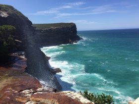 Royal National Park, Eagles Rock Lookout