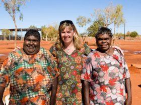 The Artery Aboriginal Art