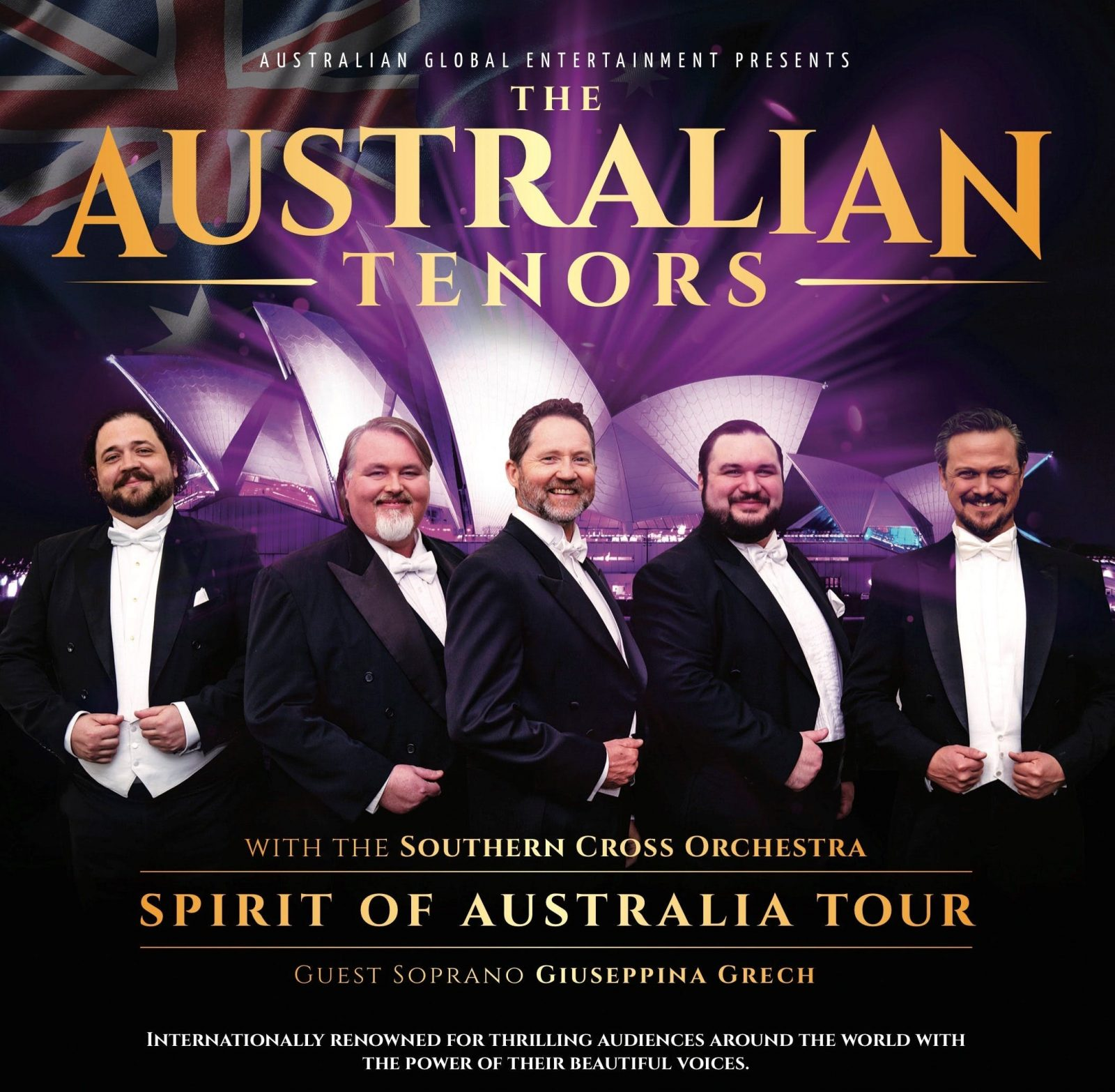The Australian Tenors - The Art House