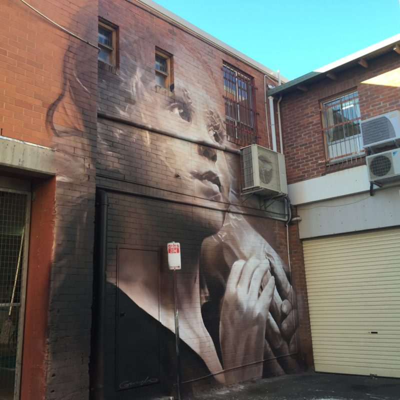 The Back Alley Gallery