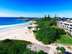 Absolute Beachfront Accommodation