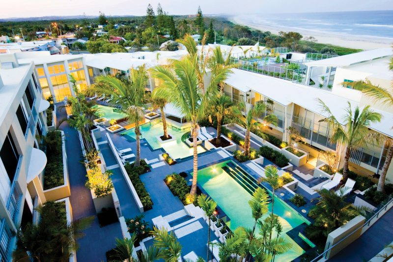 Inviting Outdoor Pools