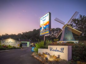 Dusk at The Windmill
