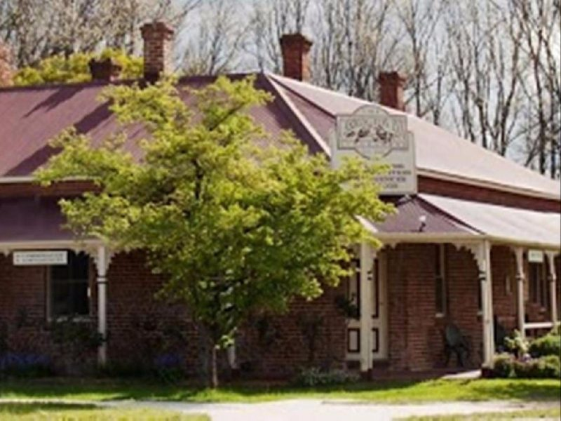 Carrington Inn exterior