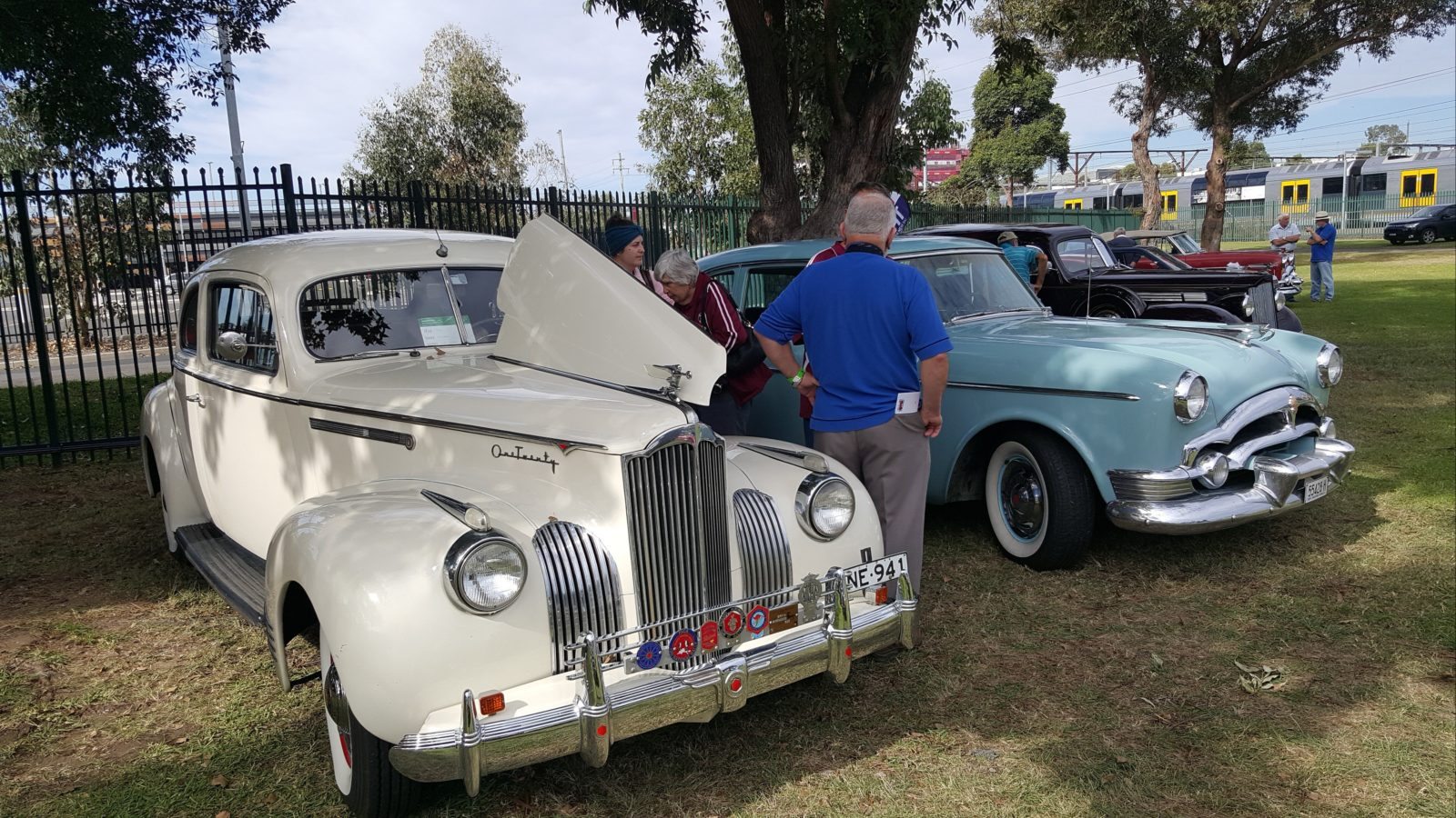 The Council of Motor Clubs Heritage Day