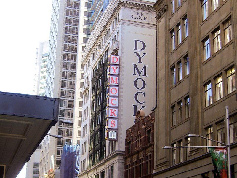 The Dymocks Building