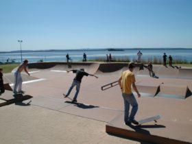 The Entrance Skate Park