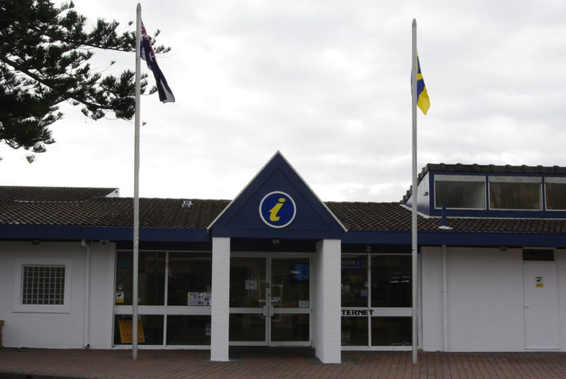 The Entrance Visitor Information Centre