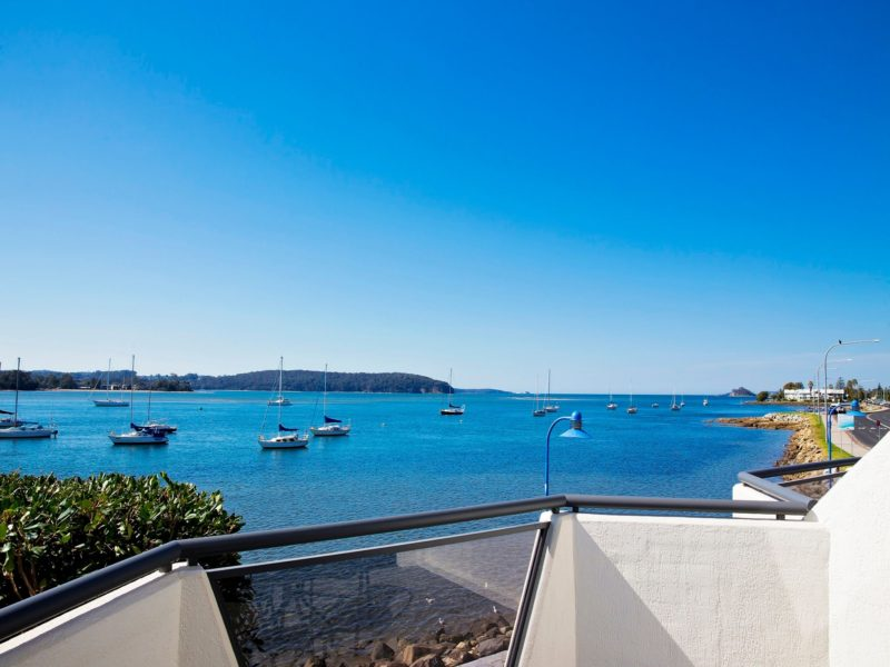 Beautiful view of Batemans Bay