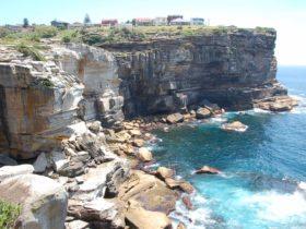 The Federation Cliff Walk