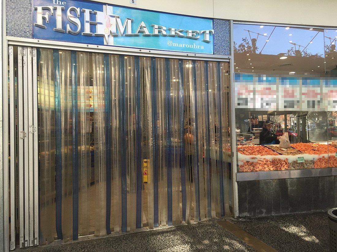 The Fish Market @ Maroubra