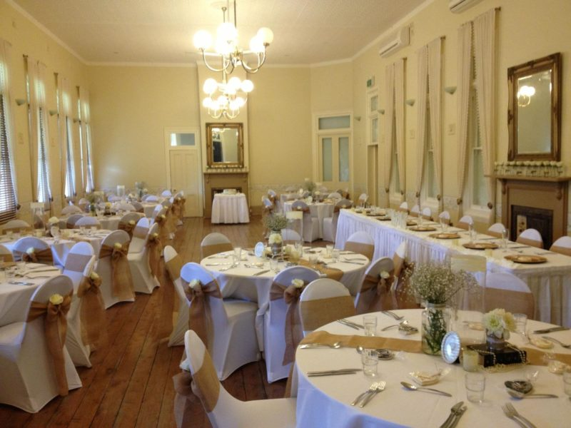 The Grange Restaurant at Hermitage Hill