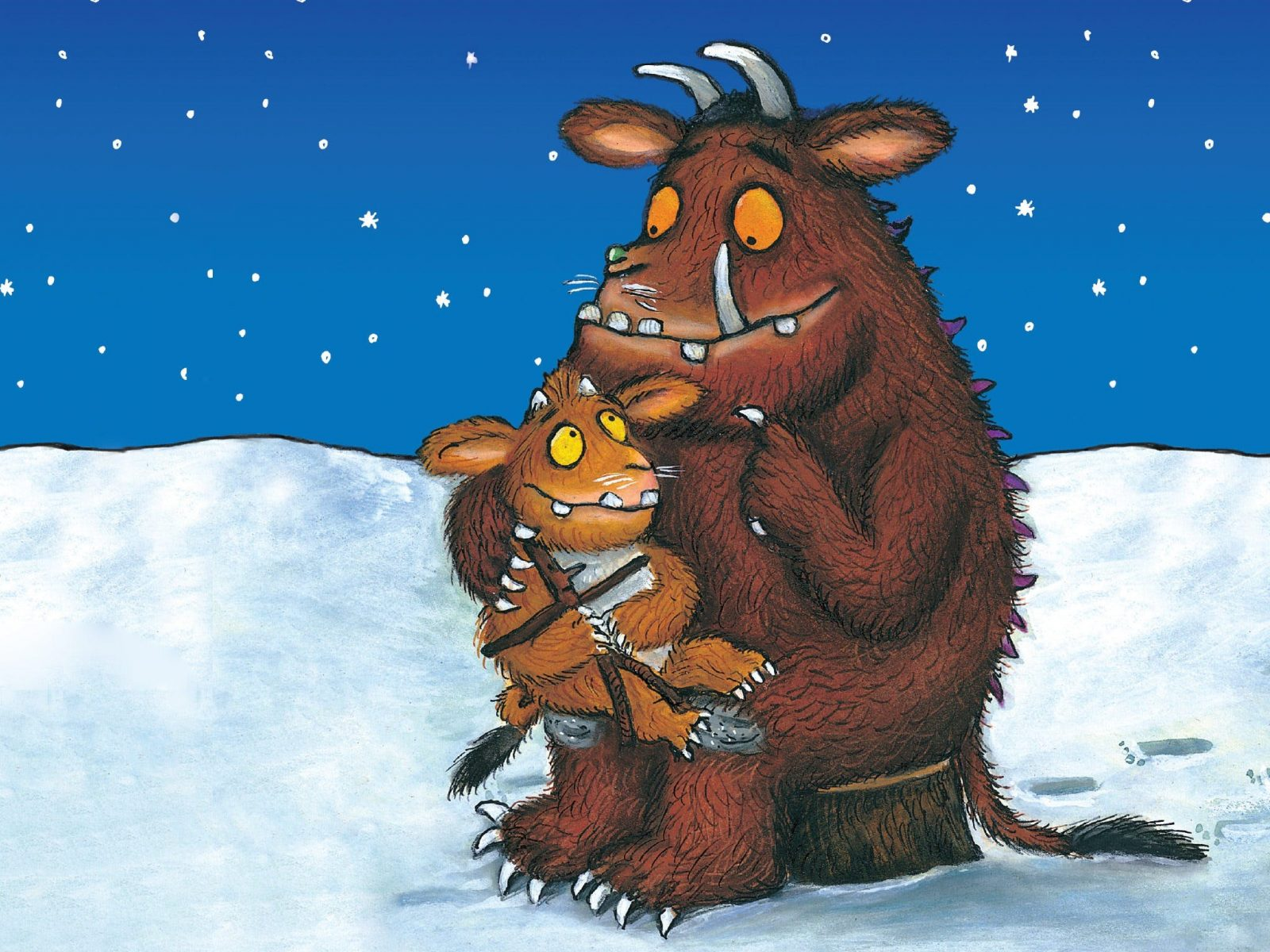 The Gruffalo's Child edit