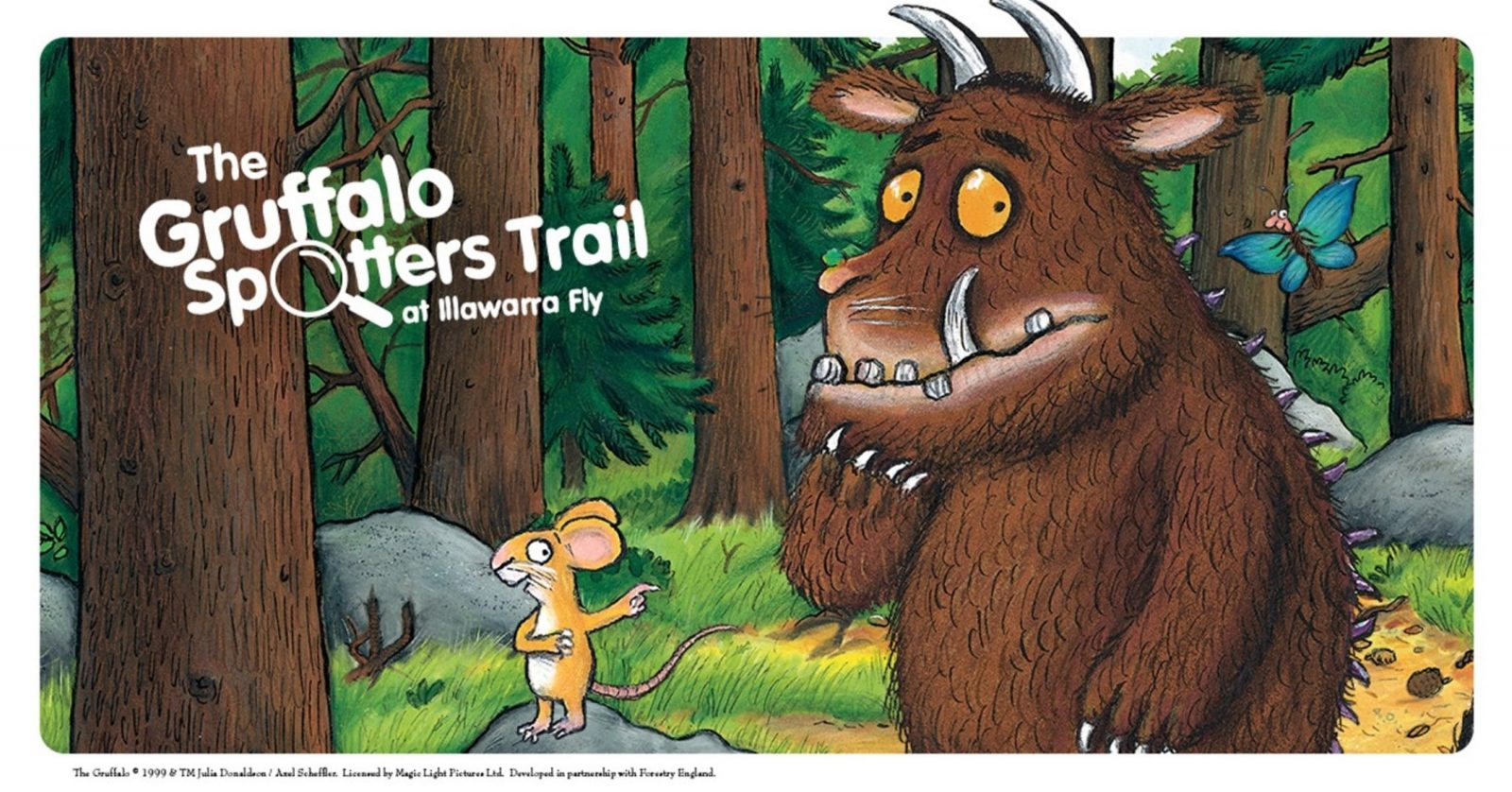 The Gruffalo Spotters Trail