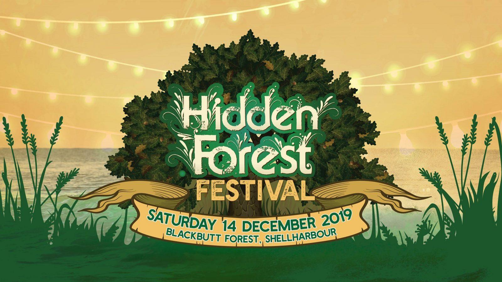 Hidden Forest Banner
