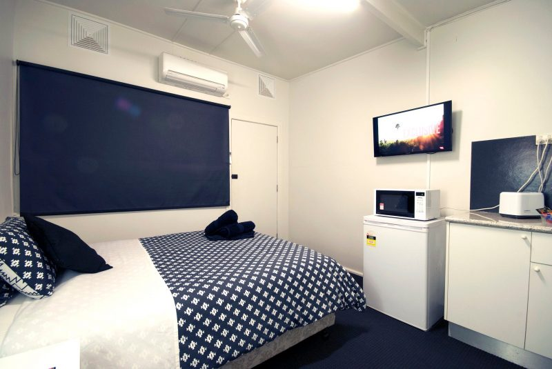 Typical two person accommodation
