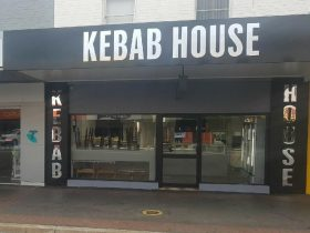 The Kebab House Restaurant Young Hilltops Region NSW 2594