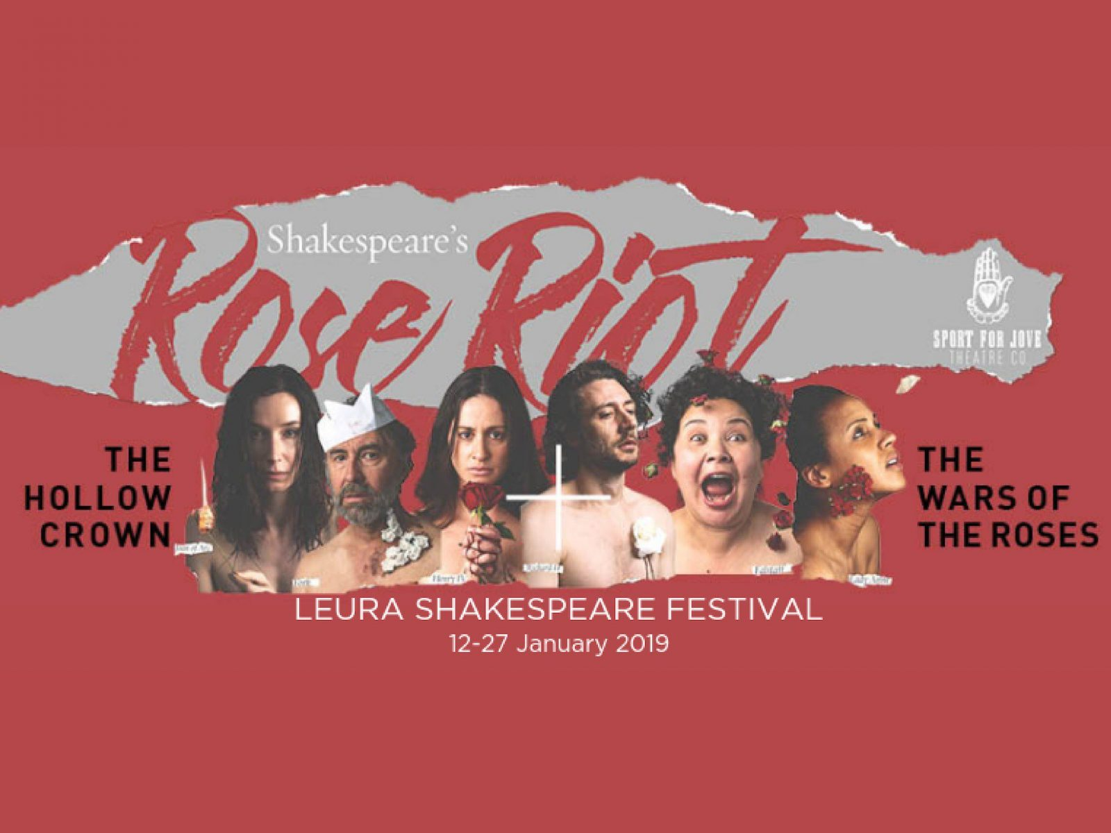 Promotional image for Rose Riot