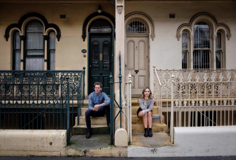 Ben Bennett and Ashleigh Taylor