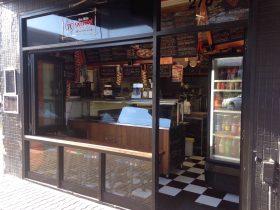 The Little Gourmet Pizza Shop