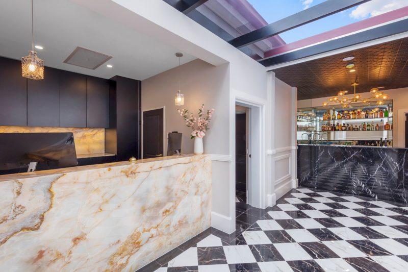 The Marsden Hotel Parramatta Reception