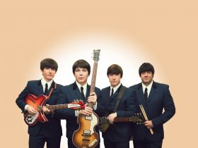 Four Lads From Liverpool promotion pictures